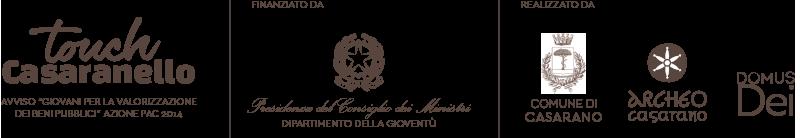 ArcheoCasarano - Domus Dei - Touch Casaranello